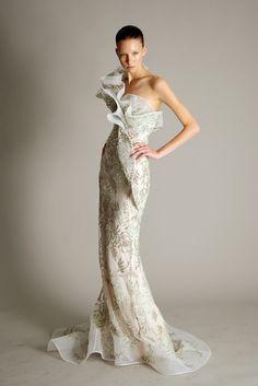 Georgina Chapman for Marchesa Fabulous Dresses, Beautiful Gowns, Elegant Dresses, Pretty Dresses, Beautiful Outfits, Gorgeous Dress, Georgina Chapman, Mode Glamour, Marchesa Spring