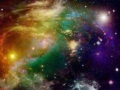 SPIRAL GALAXY NEBULA STARS DEEP SPACE ART PRINT POSTER PICTURE BMP2155A