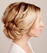 The Perfect Formal Hairstyle