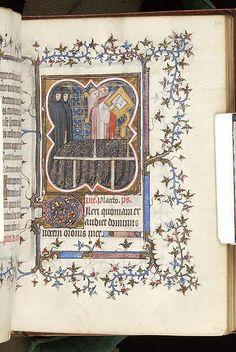 Book of Hours, MS M.141 fol. 109r - Images from Medieval and Renaissance Manuscripts - The Morgan Library & Museum