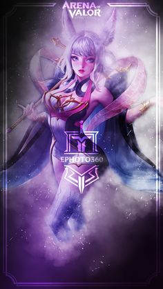 Game Character, Character Design, The Legend Of Heroes, Mobile Legend Wallpaper, Anime Art Fantasy, 3d Girl, Wallpaper Online, Mobile Legends, Female Characters