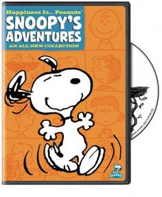 Happiness Is Peanuts_ Snoopys Adventures Box