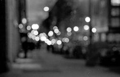black and white city lights | City lights | Flickr - Photo Sharing!