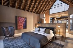 Lion Sands Ivory Lodge offers you luxury safari lodge accommodation in the Sabi Sands Game Reserve near Kruger National Park. Sand Game, Spa Treatment Room, Private Games, Game Reserve, Luxury Accommodation, Lodges, Decoration, Living Area, Sands