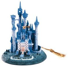 WDCC Disney Classics Cinderella's Castle Ornament A Castle for Cinderella Ornament   1028753 http://www.thecollectionshop.com/xq/ASP/WDCC-Disney-Classics-/S.1028753/A.8/qx/Limited_Edition_Art_Detail_Page.htm $125.00 #WDCCDisneyClassics
