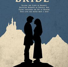 The Princess Bride Poster Print by SpecialEditionPoster on Etsy