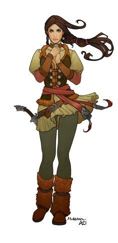 Alowin by *Hellstern on deviantART <<< possible character (Baree's adopted daughter? Inspiration Drawing, Fantasy Inspiration, Character Inspiration, Character Concept, Character Art, Concept Art, Fantasy Characters, Female Characters, Fantasy Figures