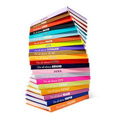 I love these journals! It would be fun to figure out which one should go to which person on my Christmas list.