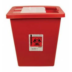 Multi Purpose Sharps Container - Price ( MSRP: $ 7.2Your Price: $4.74Save up to 34% ).