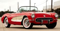 Stunning Fuel Injected '57 Corvette Collector Car