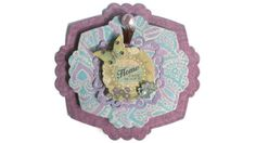 Home Scrapbook Embellishment paper piecing by itsmemanon on Etsy, $2.00