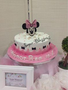 Minnie Mouse cake :)