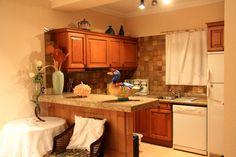 Keuken op etage
