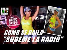 "COMO SE BAILA ► ""SUBEME LA RADIO"" DE ENRIQUE IGLESIAS ? ►INCL. BASIC STEPS BY YAIMICEL - YouTube Enrique Iglesias, Youtube, Dance Exercise, Dj, Women, Musica, Youtubers, Youtube Movies, Woman"