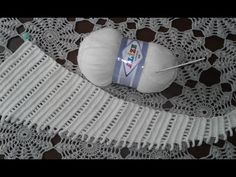 Мини-шаль (бактус) крючком Ящерица мастер-класс - YouTube