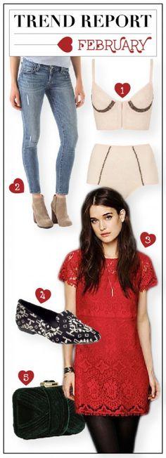 Day-to-night Valentine's Day style. #lovemove  #ValentinesDay