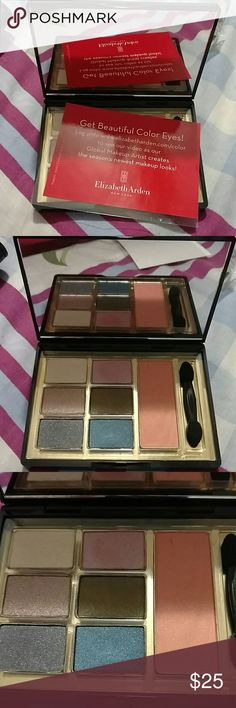 Elizabeth Arden eye shadow palette Elizabeth Arden eye shadow palette Elizabeth Arden Makeup Eyeshadow