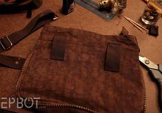EPBOT: DIY Easy Hip Bag Mod