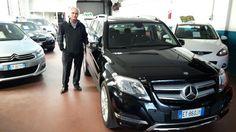 Auto Cicognara: Auto Usate e Service a Milano - 3939578915 (anche WhatsApp) CONSEGNA: Mercedes GLK 200 CDI Sport usata. Terza auto acquista presso Auto Cicognara, grazie per la fiducia !!! Cerchi un'auto usata come questa? Vedi tutte le disponibilità al seguente link: http://www.autocicognara.it/AC15/list.php STAY TUNED !!! #AutoCicognara #AutoUsate #Officina #Carrozzeria #CambioOlio #TagliandoAuto #PastiglieFreni #RevisioneAuto #Milano #AC63MI #WhatsApp #Mercedes #GLK #CDI #Sport #SUV