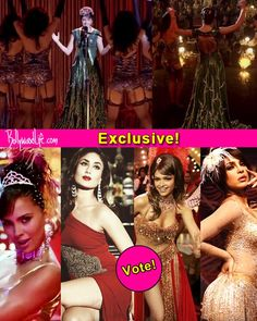 Anushka Sharma's cabaret dance better than Priyanka Chopra, Kareena Kapoor Khan, Kangana Ranaut and Deepika Padukone? Vote! #AnushkaSharma