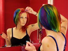 Rainbow Rainbow Rainbow Rainbow Rainbow Hair