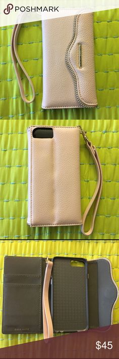 Rebecca Minkoff IPhone 6s Case NWT Rebecca Minkoff Accessories Phone Cases