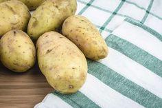 ESPECIARIAS: Saiba Por Que As Batatas Ficam Com Manchas Verdes