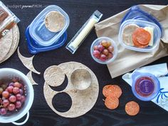 Pack Your Own Pizza Lunch from Budget Gourmet Mom - super fun idea for the kids!