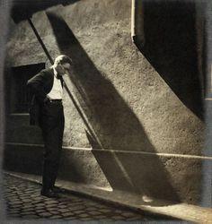 Josef Sudek. Jaromir Funke, Prague.  1928... ●彡