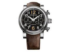 Graham Silverstone Watch// Hermosooo