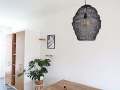 #kwantuminhuis Hanglamp Merga @_dailydelights House, Interior, Home, Lamp, New Homes, Lights, Exterior