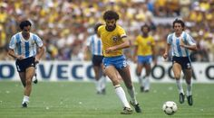 1982: Socrates on the World Cup's fun-loving losers
