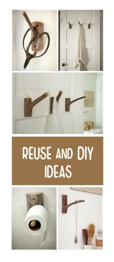 Reuse and DIY Ideas