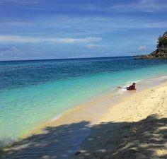 Carnaza Island, Philippines.