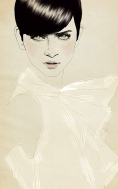 Design Innova: Ilustrações de Moda por Sandra Suy