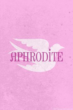 Aphrodite: Percy Jackson and the Olympians Greek Gods And Goddesses, Greek And Roman Mythology, Percy Jackson Books, Percy Jackson Fandom, Percabeth, Rick Riordan, Aphrodite Cabin, Aphrodite Goddess, Heroes Of Olympus