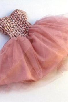 Sweetheart Neckline 8 Grade Graduation Dresses Real Photos Rhinestones Beaded Blush Short Dress Homecoming CS023