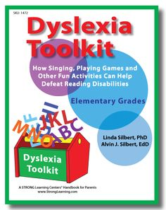 Dyslexia tool kit i've been looking for something like this for a long time! yay for finding & pinning it. :)