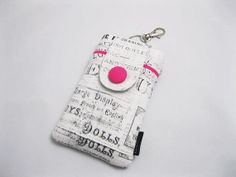 SOLD OUT - Fabric iPhone 5 5s 5c Case, $18.00+