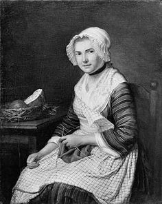18th Century knitting