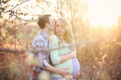 Casey & Jessica {{Maternity Session}} Erica Mae Photography