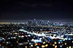 Los Angeles California.