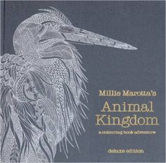 Millie Marotta's Animal Kingdom: Amazon.de: Millie Marotta: Fremdsprachige Bücher