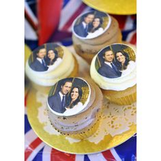 Party cakes bearing images of Britain's Prince William and Kate Middleton are pictured in a shop in the town of St Andrews in Scotland. http://bit.ly/iEkD8A #royalwedding