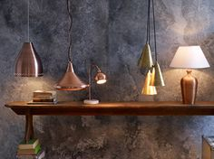 This illuminating room is the vital spark, a shining light through a world of dark :) (soft grey bedroom chandeliers) Interior Styling, Interior Decorating, Interior Design, Soft Grey Bedroom, Copper And Grey, Chandelier Bedroom, Copper Lighting, Home Trends, Interior Inspiration