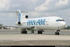 Pan Am Boeing 727-200 (Adv) N354PA