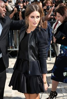 Olivia Palermo Photo - Celebs at the Dior Show in Paris