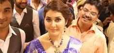 Photos - Rashi Khanna Launches Kasam Pullaiah Cloth Merchant