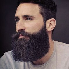 Awesome, full beard