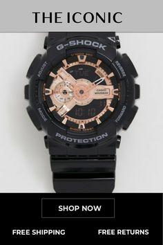fbca138b843 Top 10 Best Casio Watch Reviews G Shock Black Watches for Men ...